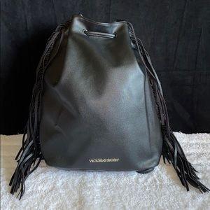 NEW!! Victoria's Secret Fringe Backpack